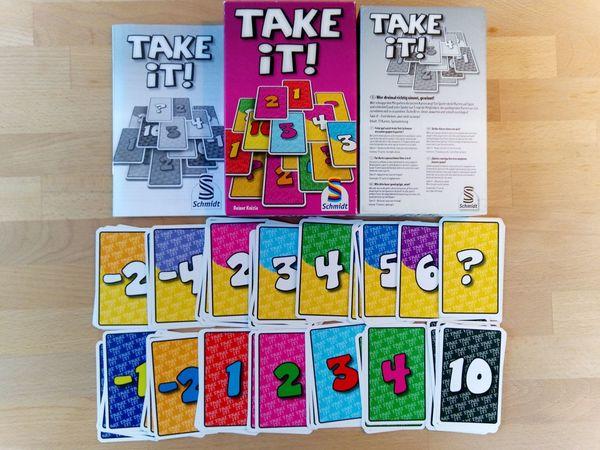 Schmidt Spiele 51134 Take it