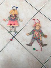 2 Selecta Holzspielzeug