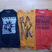 3 Marken Jungen Shirts Garcia