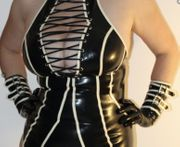 Latex Handschuhe keinLeder Wetlook