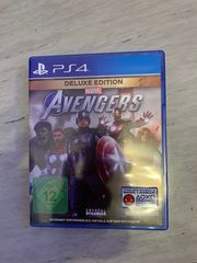 Marvel Avengers Deluxe Edition PS4