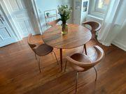 Holztisch rund