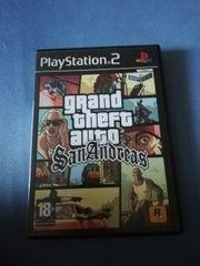 PS2 Spiel GTA 3 mal