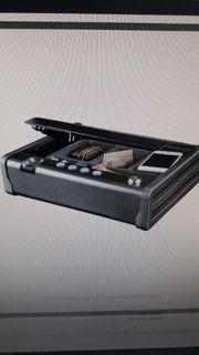 Datensicherung Tresor Fingerscan Pincode Geldkassette