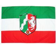 Fahne NRW Querformat 90 x