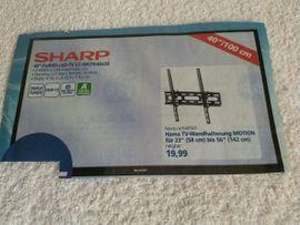 Flachbild-TV Sharp