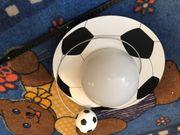 Deckenlampe Fußball für das Kinderzimmer