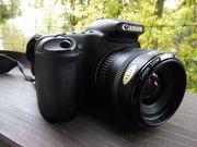 CANON 20 D Spiegelreflexkamera 8