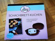 Schachbrett-Kuchenform