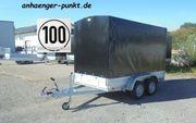 PKW Anhänger Fahrschulanhänger 2500 kg