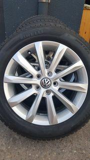 WINTERREIFEN 215 55 R17 VW