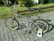 Oldschool Bmx 1983er Mongoose Supergoose