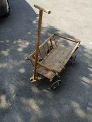 Leiterwagen von Flottweg