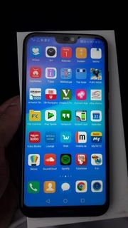 Huawei P20 lite top Zustand
