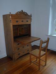 Antiker Holzsekretär