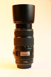Canon EF 75-300mm 1 4-5