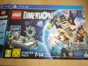 LEGO DIMENSIONS für FS4 mit