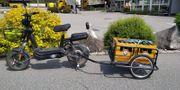 E Fahrrad ohne Pedale