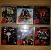 PS3 Spiele je 10