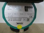 Pumpe Wilo TOP E 100 -