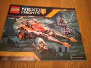Lego NEXO Knights Lance s
