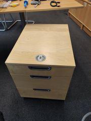 Insolvenzverkauf 72x Rollcontainer Ikea Galant