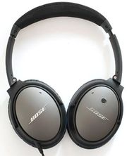 Bose QC25 mit iPhone Kabel