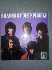 Shades of Deep Purple Vinyl