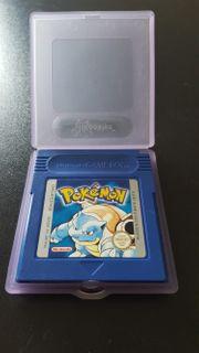 Pokemon Blaue Edition Spiel funktioniert