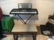 Yamaha PSR-550 Keyboard Synthesizer mit