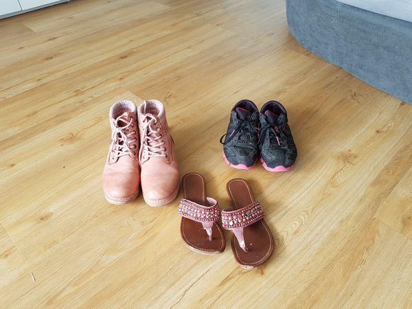 Fuß Schuh Fetisch Sandalen Flip