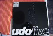 LP Schallplatte Dopel Album Udo