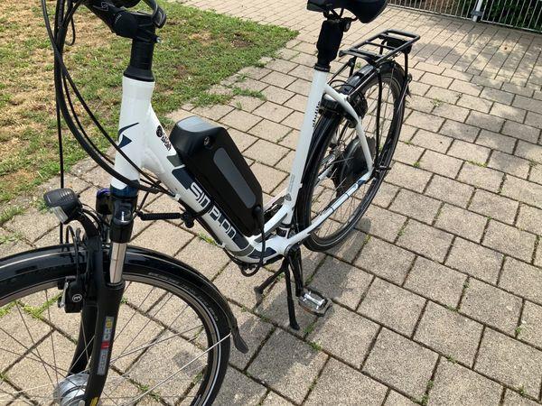 SIMPLON E-Bike Alulite RH 55