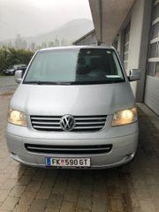 VW Caravelle frisch vorgeführt