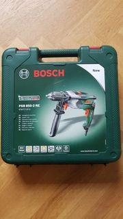 Schlagbohrmaschine Bosch PSB 850-2 RE