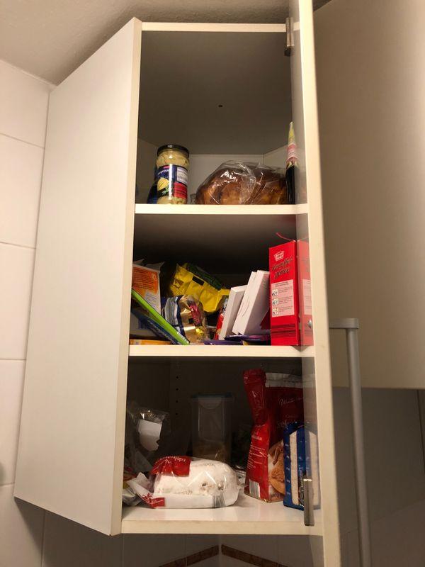 Ikea Küche Faktum Zu Verschenken!! In München - Biete Kostenlos