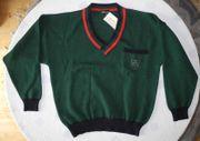 Pullover Herren Größe 52 V-Ausschnitt