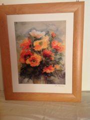 Wunderschöne Gemälde und Kunstdrucksammlung