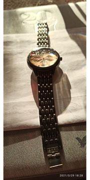 Armbanduhr Edelstahl schwarz Markew Bijov