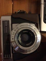 Alte fotoaparaten