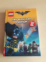 Buch Lego Batman Movie