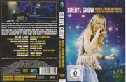 DVD SHERYL CROW - Miles from