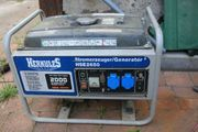 Herkules Stromerzeuger Generator Konverter 2200
