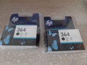 2 x HP 364 ORIGINAL