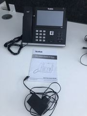 Yealink Ultra-elegant Gigabit IP Phone
