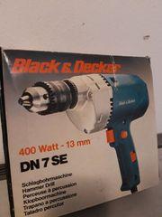 Schlagbohrmaschine Black Decker