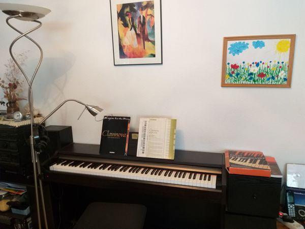 Piano E-Piano EPiano YAMAHA CLAVINOVA