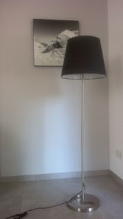 Stehlampe NYFORS mit Dimmer dimmbar