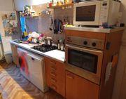 IKEA Küche mit BOSCH Spülmaschine