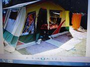 Wohnwagen mit Klapp- Faltaufbau zu